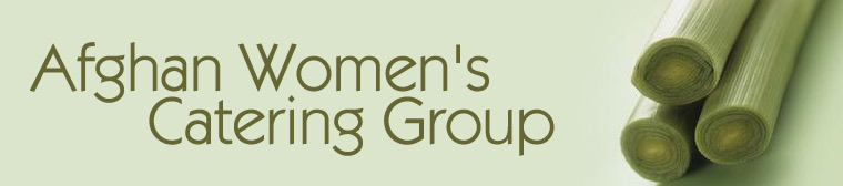 Afghan Women's Catering Group